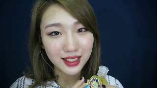 [Eng Sub][한국어 ASMR] Let me shave you! 면도해줄게~