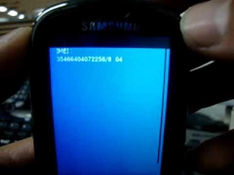 Samsung SGH-479 unlock failed