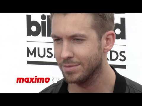 Calvin Harris 2014 BILLBOARD MUSIC AWARDS Red Carpet ARRIVALS