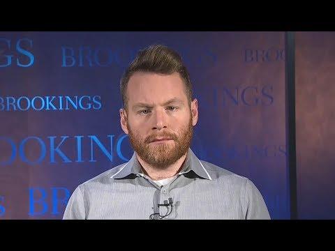 John Hudak discusses the challenges in the Trump administrations, Republican congress