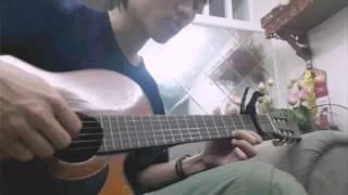 (Quang Hà) Ngỡ - Ryu ( Classical Guitar)