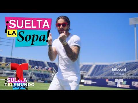 Maluma triunfa en los Estados Unidos | Suelta La Sopa | Entretenimiento