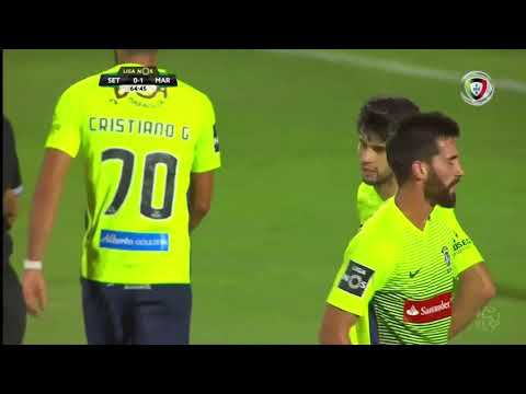 VITÓRIA FC 3 - 1 MARÍTIMO M   HD   RESUMOS