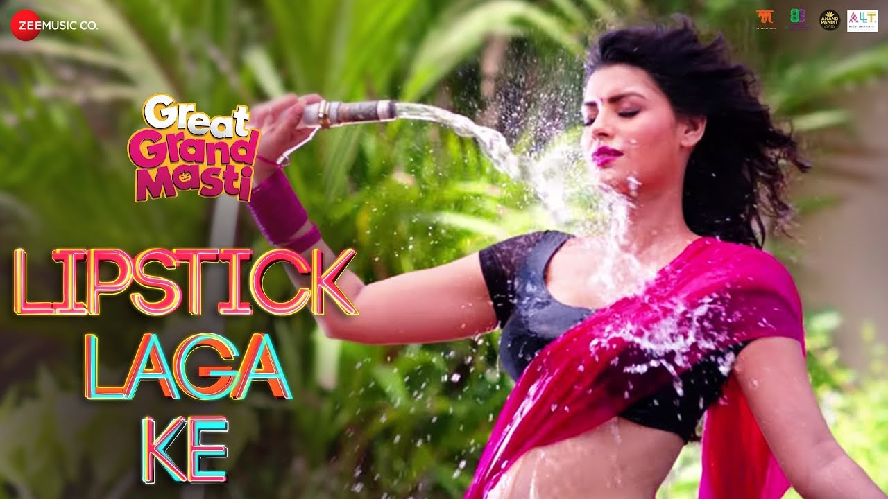 Download Lipstick Laga Ke - Full Video | Great Grand Masti | Sonali Raut, Riteish D, Vivek O, Aftab S