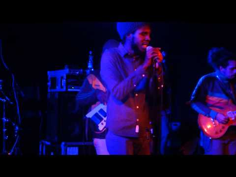 CHRONIXX - WHERE I COME FROM LIVE IN BASEL APRIL 2014