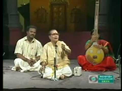 "KAMALAMBA NAVAVARANA KRITHIS – 2nd AVARANAM – ""KAMALAMBAM BHAJARE "" - KALYANI"
