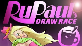 RuPaul's Drag Race Drawing Challenge