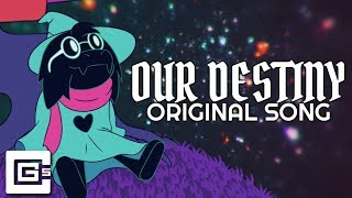 """DELTARUNE SONG ▶ """"Our Destiny"""" 