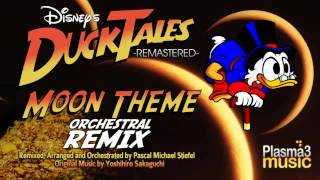 Repeat youtube video DuckTales Remastered - Moon Theme Orchestral Fan Remix by Plasma3Music EXTENDED