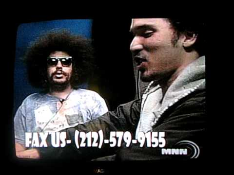 Fax us - The A$$shole and the Afro