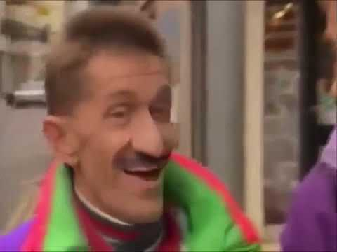 ChuckleVision 7x12 My Lucky Number's 9