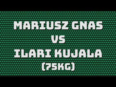 BRH 2017 Match 2 - Mariusz Gnas vs Ilari Kujala