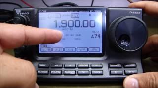 alpha telecom icom ic 7100 perdeu potncia em hf aps atualizao firmware