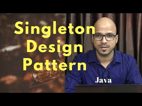 What is Singleton Class in Java | Singleton Design Pattern Part 1