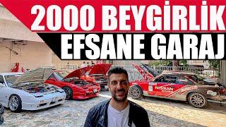 2000 Beygirlik Efsane Garaj