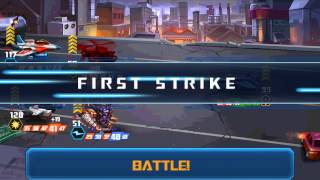 Transformers Battle Tactics - Xtra Hard Master Run (0 casualties)
