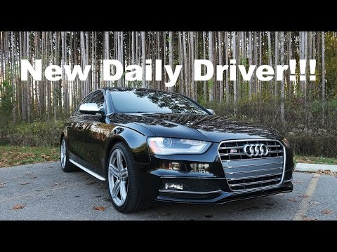 Living with the Audi S4 | Initial Impressions!