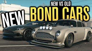 NEW Aston Martin DB5 vs DB11 | BOND CARS | Need for Speed Payback DLC