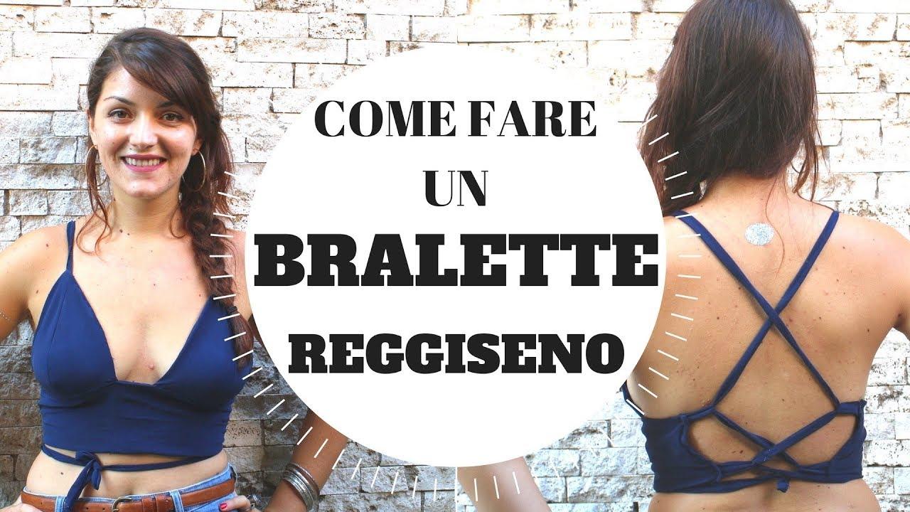 1579206e8d19 BRALETTE DIY! - YouTube