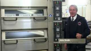 electric deck oven for modern bakeries   carlyle australia s bakery equipment supplier