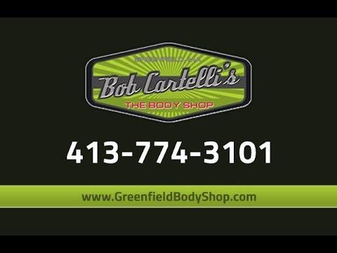 Domestic Auto Body Shop Greenfield MA 413-774-3101