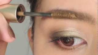 Perfect Bold Eyebrow Routine เขียนคิ้วตามสไตล์ Bucciime
