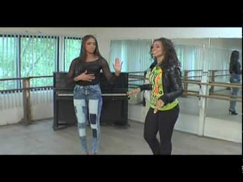 Mya Gives One Nation's Yasmin Dance Lessons