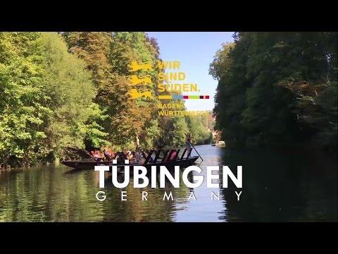 A Day in Tübingen: SouthWest Germany
