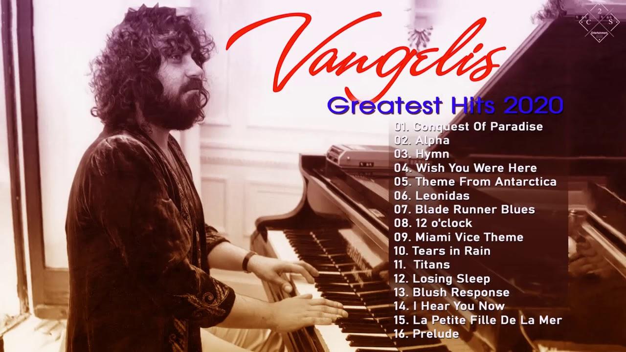Vangelis Greatest Hits Vangelis Timeless Instrumental Music Youtube