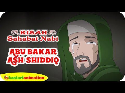 KEMULIAAN ABU BAKAR ASH-SHIDDIQ | Kisah Sahabat Nabi | Kastari Animation Official