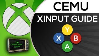 Cemu 1.9.0 | Xinput Setup Guide