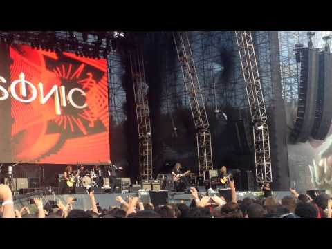 Unisonic - March of Time (Helloween cover) - Live at Monsters of Rock 2015