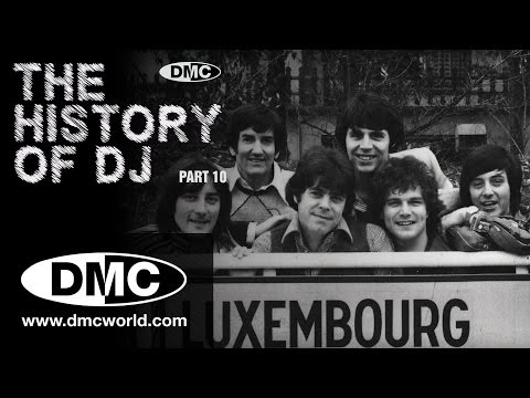 History Of DJ - Part 10 - Radio Luxembourg...