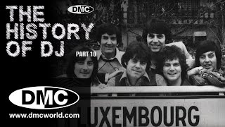 History Of DJ - Part 10 - Radio Luxembourg (Part 1)