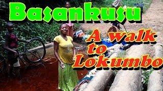 Basankusu: A walk in the Congo Rainforest! (DRC)