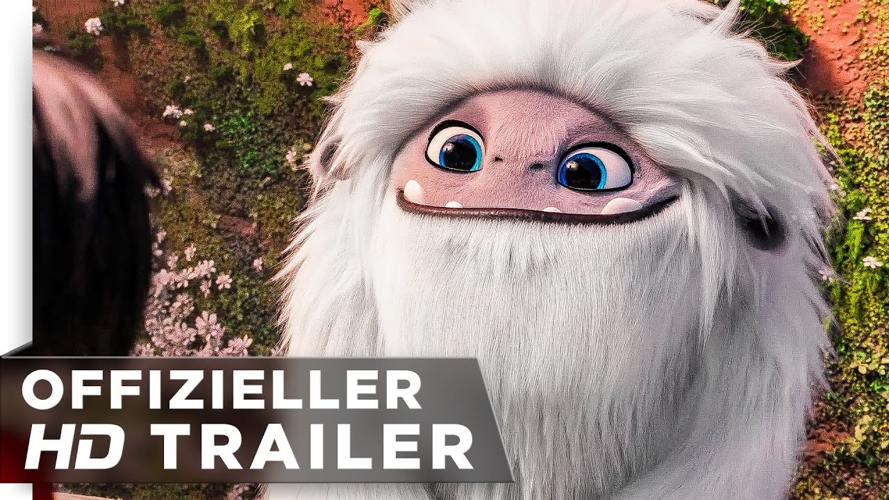 Everest - Ein Yeti will hoch hinaus - Trailer deutsch