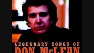 The Birthday Song by Don McLean