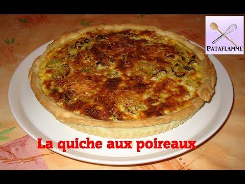 recette-:-la-quiche-aux-poireaux---leek-quiche-recipe