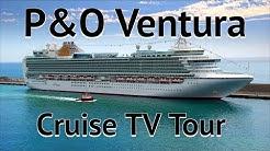 """""""P&O Ventura"""" ship tour"""