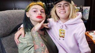 макияж на хэллоуин 2020 как у марьяны ро
