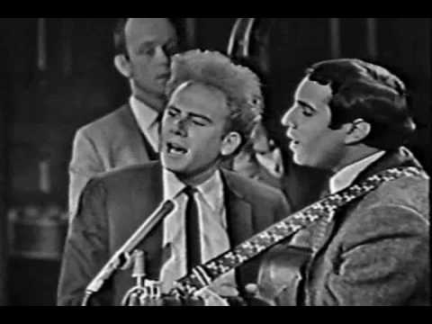 Simon & Garfunkel -  Homeward Bound (Live Canadian TV, 1966)