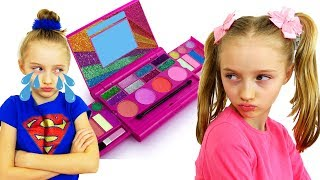 Polina Pretend Play Makeup for little princess