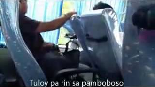 Repeat youtube video Manyak na Pulis sa Bus