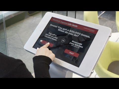 Cambridge Trust Company Life Math iPad