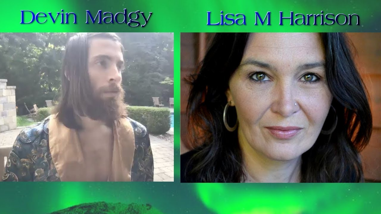 Ascension Chat with Lisa M Harrison of