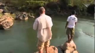 Fishing with Flowers   Extreme Fishing with Robson Green