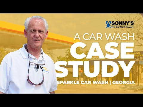 Car Wash Case Study - Sparkle Car Wash Case Study - In-Bay Retrofit to Xtreme Xpress Mini-Tunnel