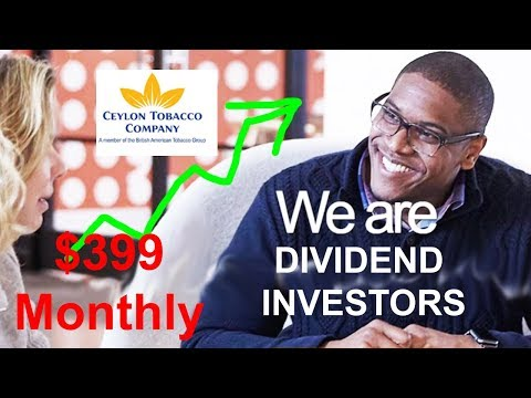 Dividend Investing $1,000 Purchase Sin Stocks