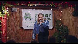 Hannah Fairweather Comedian @ Funny Feckers April 2019