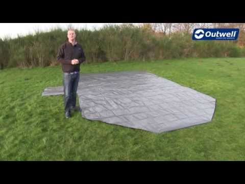 Outwell Tent Footprint   Innovative Family Camping